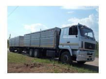 МАЗ 6312 зерновоз самосвал или бортовой