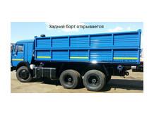 Кузов на КАМАЗ самосвал сельхозник 55102 45143