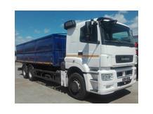 КАМАЗ 65207 зерновоз евро 5 новый