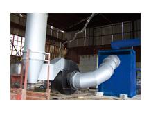 Аэродинамическая сушилка производительностью 500 кг/ч, 1000 кг/ч.