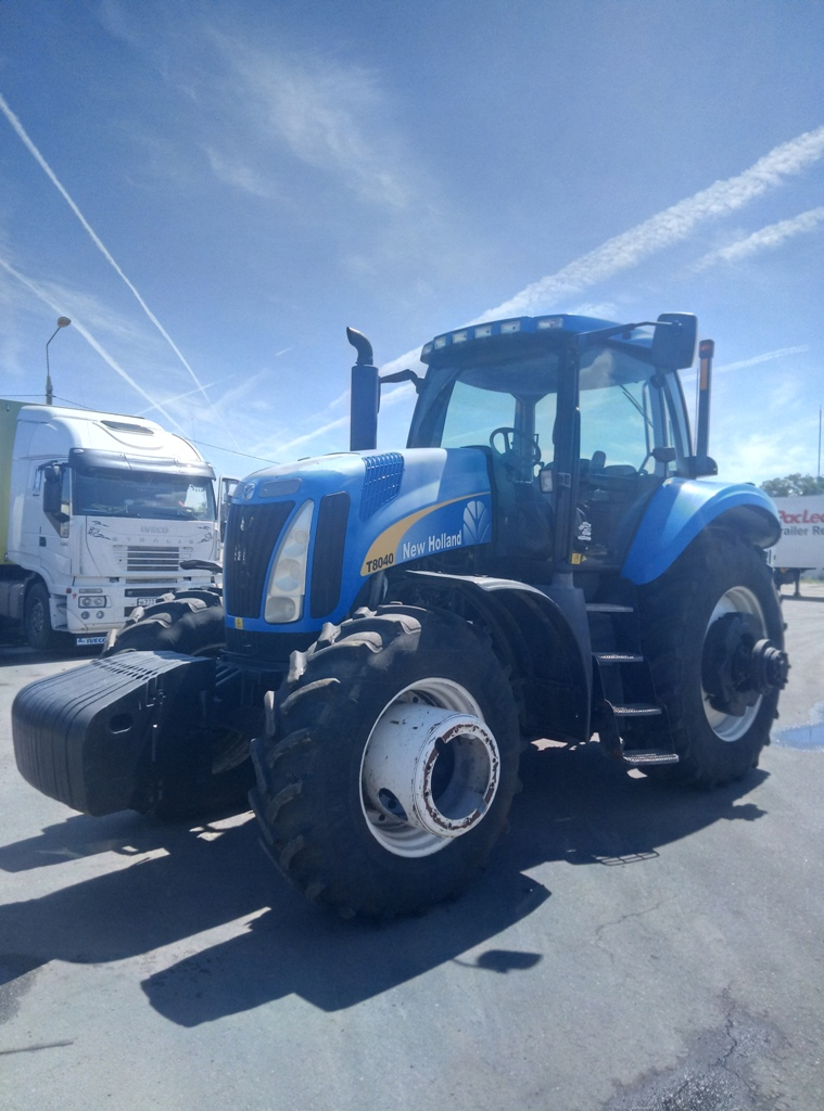 Трактор New Holland T8040 Z8RW02338 (2008 г.) бу  г. Курск