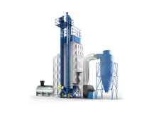 Зерносушилки, зерноочистительные машины